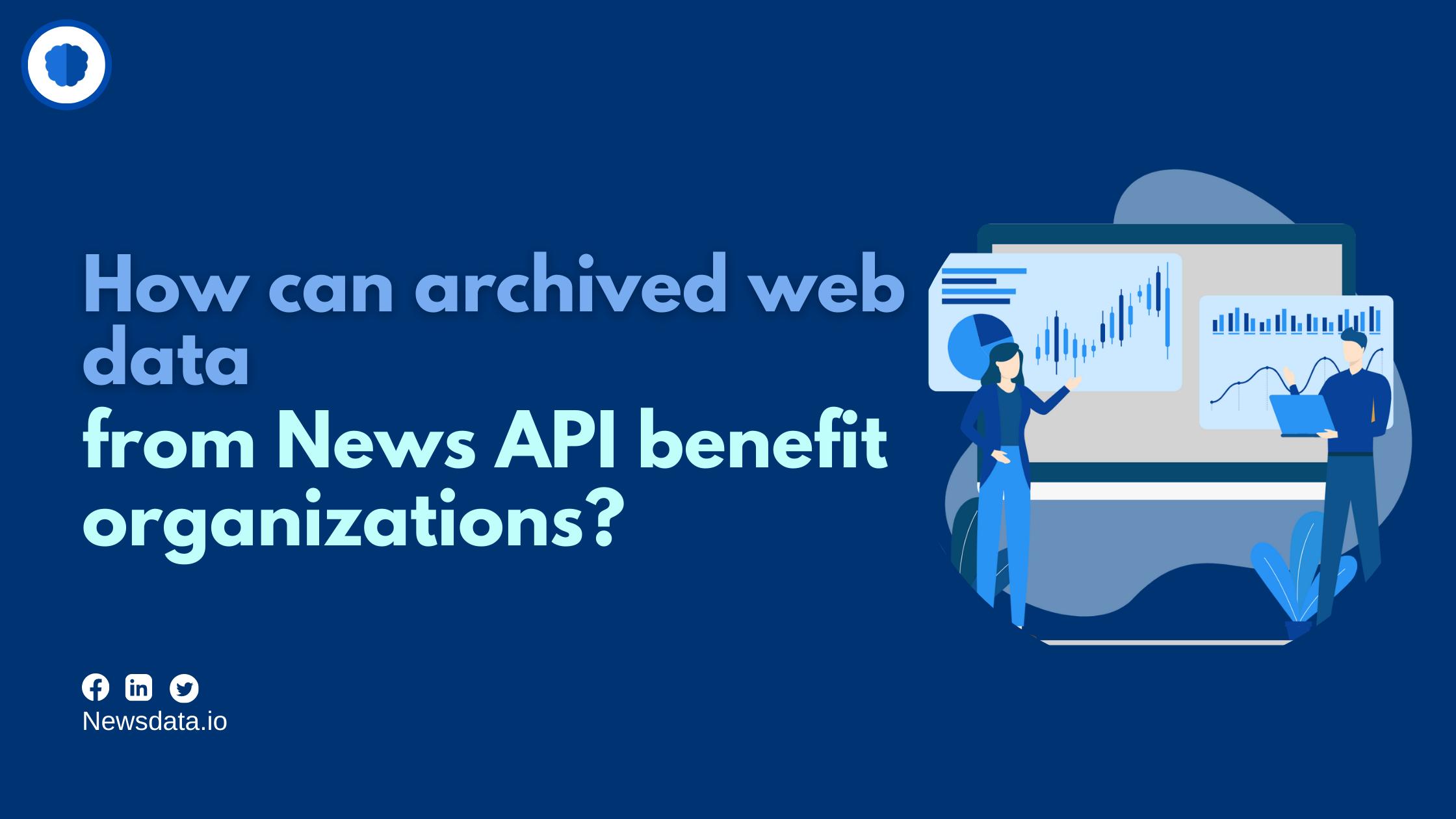 archived data news API