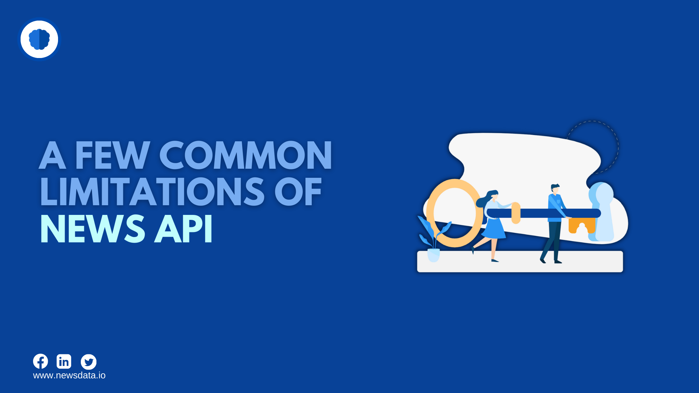 A Few Common Limitations of News API